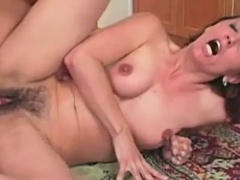 Young Grandma Hairy Snatch Dicked