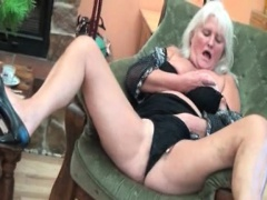 Nasty old and  lesbians go crazy