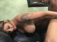 Busty momma gets her pussy and ass pounded