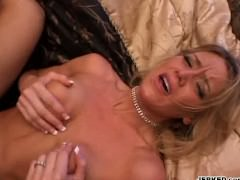 Big Breasted MILF Gets Drilled