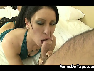 Sweet suburban mom pounding real hard