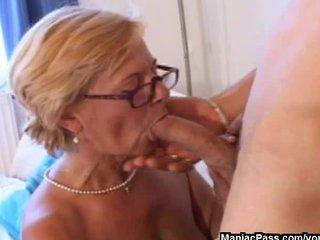 Do what slutty grandma says