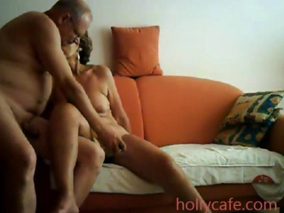 Mature wife is toyed by her hubby wife