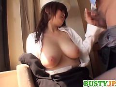 Ramu Hoshino cute Japanese tits babe sexy teacher fucking