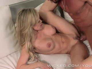 Wicked - Sexy milf Brandi loves big cock
