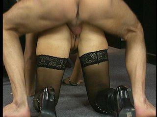 German MILF NIce Body Anal (clip)